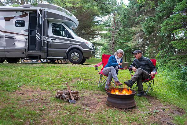 Camper schade